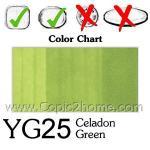 YG25 - Celadon Green