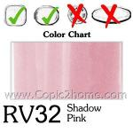 RV32 - Shadow Pink
