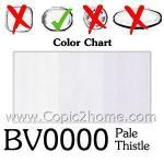 BV0000 - Pale Thistle
