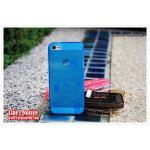 เคส iPhone5/5s - Melty Case - สีฟ้า