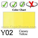 Y02 - Canary Yellow