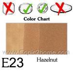 E23 - Hazelnut