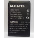 แบตเตอรี่ ALCATEL E801C