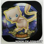 POKEMON TRETTA legend CLASS MEW FOIL PLASTIC RARE CARD JP PTF08-00