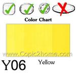 Y06 - Yellow