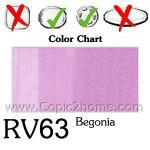 RV63 - Begonia
