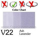 V22 - Ash Lavender