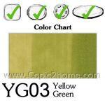 YG03 - Yellow Green