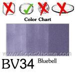 BV34 - Bluebell