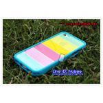 เคส iPhone5/5s - Rainbow ขอบสีฟ้า
