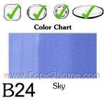 B24 - Sky