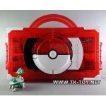 กล่องเก็บเหรียญโปเกมอน Pocket Monster Pokemon Tretta Customize Trunk [เหรียญเต็ม 96เหรียญ]