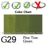 G29 - Pine Tree Green