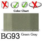 BG93 - Green Gray