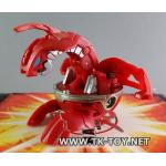 BAKUGAN Special attack Heavy Metal Red Pyrus Chrom DELTA DRAGONOID II Drago
