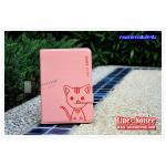 เคส iPad 2/3/4 - Domicat สีชมพู