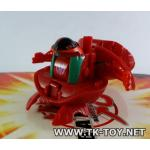 Bakugan Deka - Pyrus(Red) Preyas