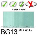 BG13 - Mint Green
