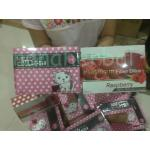 platinum fiber ditox raspberry+hello collagen (เซ็ตคู่)