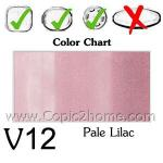 V12 - Pale Lilac