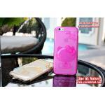 เคส iPhone 6/6S - TPU Kitty สีชมพู