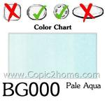 BG000 - Pale Aqua
