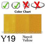Y19 - Napoli Yellow