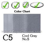 C5 - Cool Gray No.5