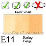 E11 - Barley Beige