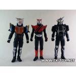 Kamen rider soft vinyl SET A
