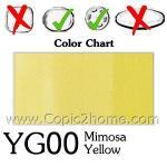 YG00 - Mimosa Yellow