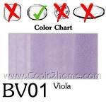 BV01 - Viola