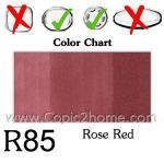 R85 - Rose Red