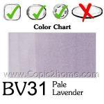 BV31 - Pale Lavender