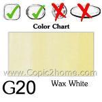 G20 - Wax White