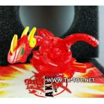 บาคุกัน BAKUGAN SEGATOYS CLEAR DRAGO