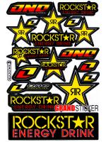 สติ๊กเกอร์ RockStar R3