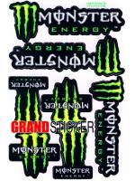สติ๊กเกอร์ Monster 2