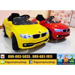 รถแบตเตอรี่เด็ก BMW Series 4