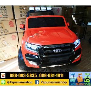 รถแบตเตอรี่ กระบะ New Ford Ranger 2017