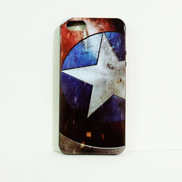 เคสไอโฟน 6/6s เคส กัปตันอเมริกา