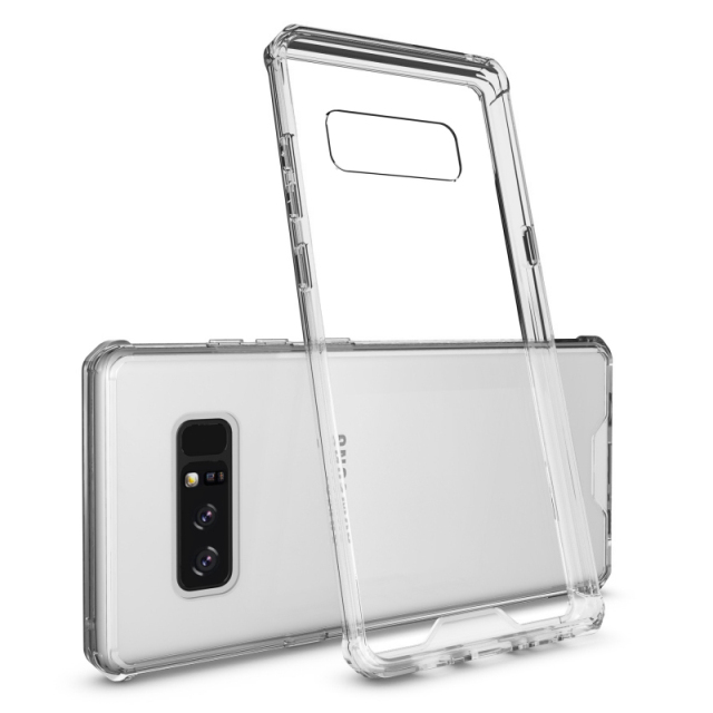 Bumper TPU โปร่งใส (Galaxy Note 8 N950)