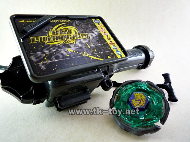 Beyblade Metal Fusion Fight Launcher Grip Unicrono [TAKARATOMY]
