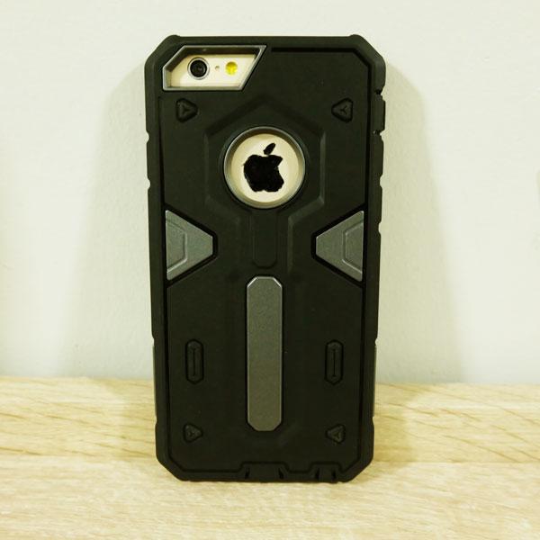เคสไอโฟน 6/6S NEX สีเทาดำ