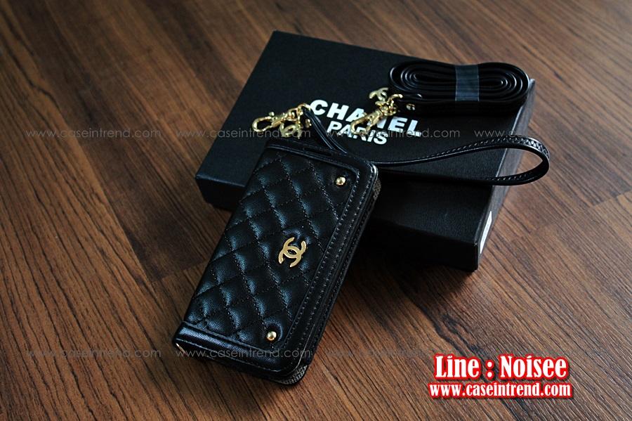 เคส iPhone5/5s กระเป๋า Chanel
