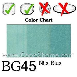 BG45 - Nile Blue