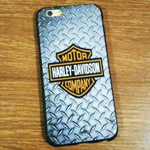 เคสไอโฟน 6 เคสยาง Harley