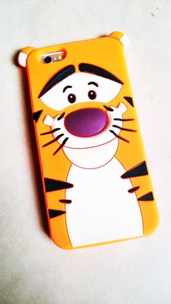 เคสไอโฟนยาง Tiger for iPhone 6