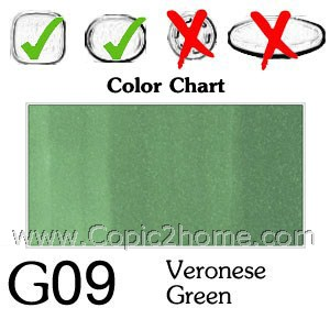 G09 - Veronese Green
