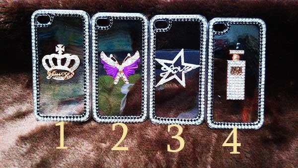 เคสเเข็ง Bring for iPhone 4 4s